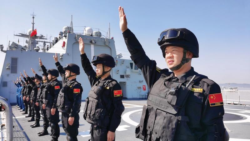 إنزال القوات في تايوان قد يكون مكلفاً للصين.   أرشيفية