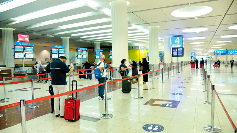 Airlines and travel agencies are offering holiday packages starting from 1,200 dirhams - Teller