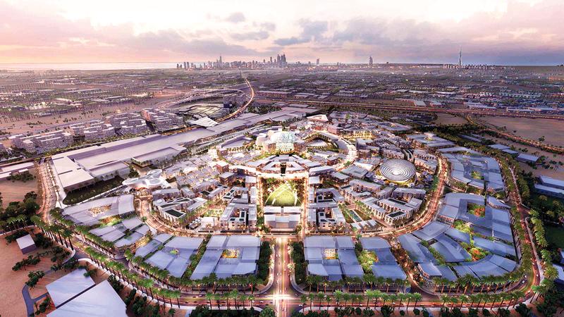 التوقيت مثالي حالياً لاقتناص الفرص المتاحة بسوق دبي العقارية.  أرشيفية
