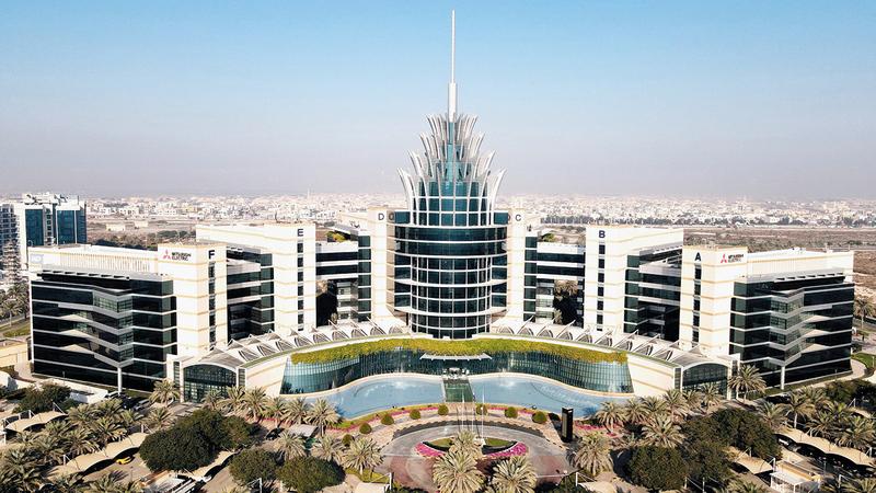 واحة دبي للسيليكون تواكب الابتكار وتسهم في تنمية اقتصاد المعرفة.   من المصدر