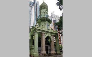 الصورة: بالفيديو.. مساجد.. جامع مسجد.. جوهرة مخفية في قلب هونغ كونغ