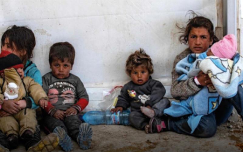 الصورة: غرافيك.. خسائر فادحة حصيلة عقد من الحرب في سورية