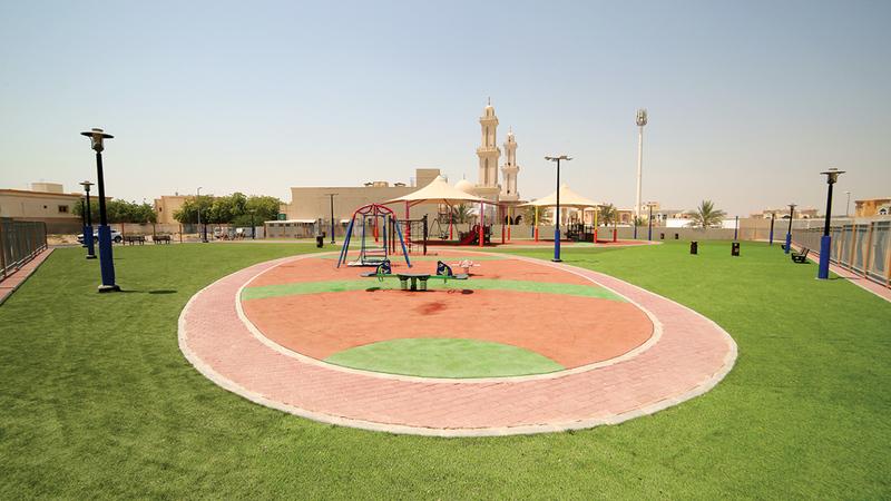 خطة لتطوير مناطق إسكان المواطنين لتكون متكاملة يتمتع سكانها بسهولة الوصول إلى مرافقها. من المصدر