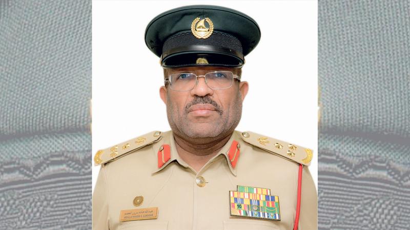 العميد عبدالله المعصم:  «هروب السائق مرتكب الحادث من المكان، أوقعه في خطأ أكبر».