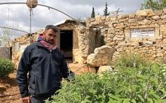 الصورة: «شوشحلة»..  قرية العائلة الواحدة تحاصرها 6 مستوطنات