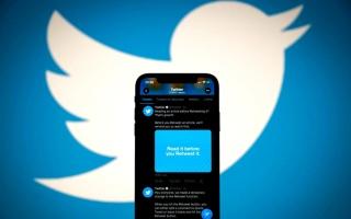 الصورة: روسيا تطالب موقع «تويتر» بإلغاء محتوى محظور بحلول 15 مايو