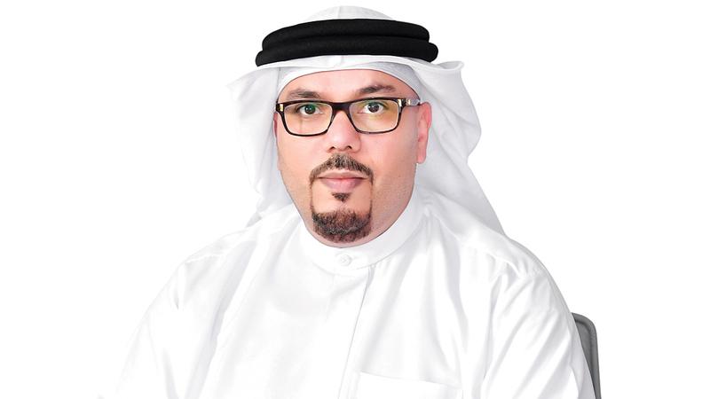 عبدالله ناصر الجنيبي : رئيس رابطة المحترفين