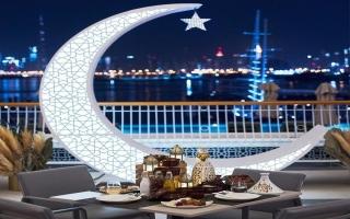 الصورة: أين تذهب.. فنادق في دبي تقدم عروضاً خاصة بشهر رمضان