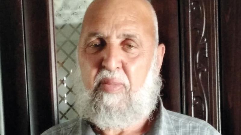 نائب رئيس مجلس قروي بيت إكسا نعيم غيث.   الإمارات اليوم