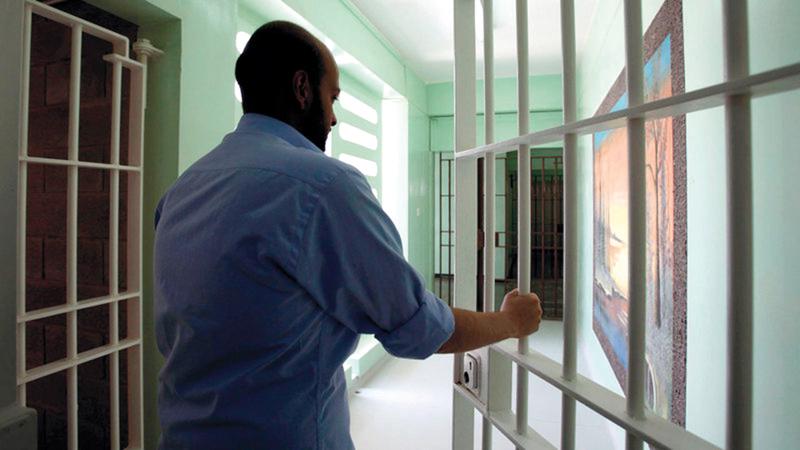 الحملة تستهدف إطلاق سراح 7 سجناء متعثرين في قضايا مالية على مستوى الدولة.  أرشيفية
