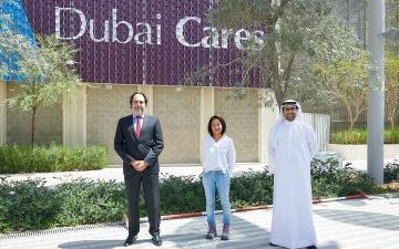 الصورة: «دبي العطاء في إكسبو 2020» رحلة غامرة إلى مستقبل التعليم