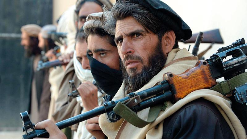 مقاتلو الحركة يستعدون للعودة إلى الحياة المدنية من جديد.   غيتي