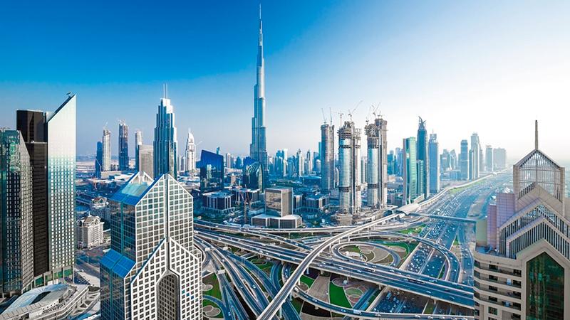 مبيعات قطاع العقارات في دبي سجّلت نمواً قوياً بنسبة راوحت بين 27 و47% في الربع الأول من عام 2021. À أرشيفية