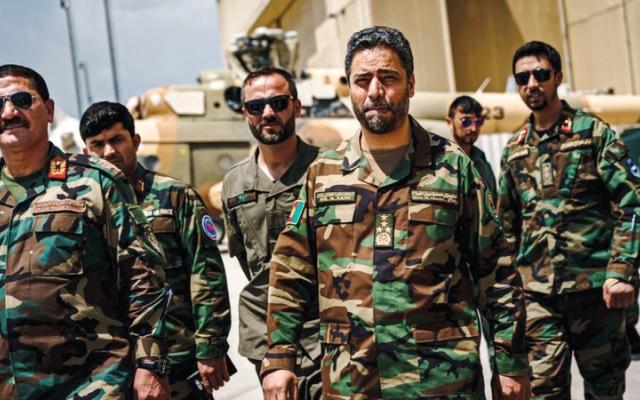 الصورة: خطر «القاعدة» ماثل.. والجنود الأميركيون يستعدون للانسحاب من أفغانستان