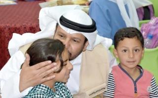 الصورة: «زايد الإنسانية» تطلق برنامج كسوة العيد لـ 1000 يتيم