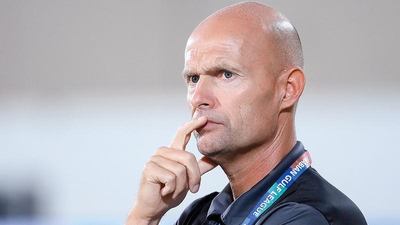 مارسيل كايزر : مدرب فريق الجزيرة
