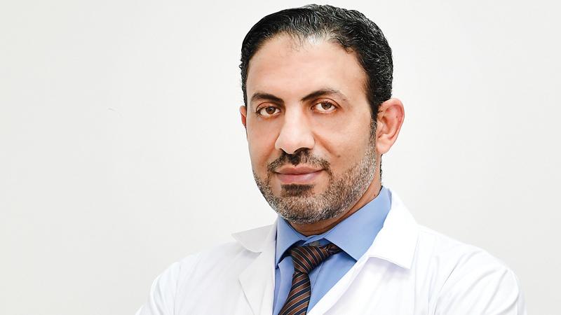 الدكتور محمد نبيل علي.