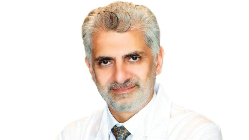 الدكتور هشام عبدالباقي. من المصدر