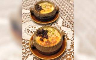الصورة: طبق اليوم .. أرز بالحليب على الطريقة التركية