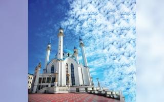 الصورة: بالفيديو.. مسجد «قول شريف».. بسالة أسطورية تحوّلت  إلى تحفة معمارية