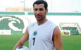 الصورة: حسن الشريف.. لقبان في كأس رئيس الدولة مع «الأخضرين»