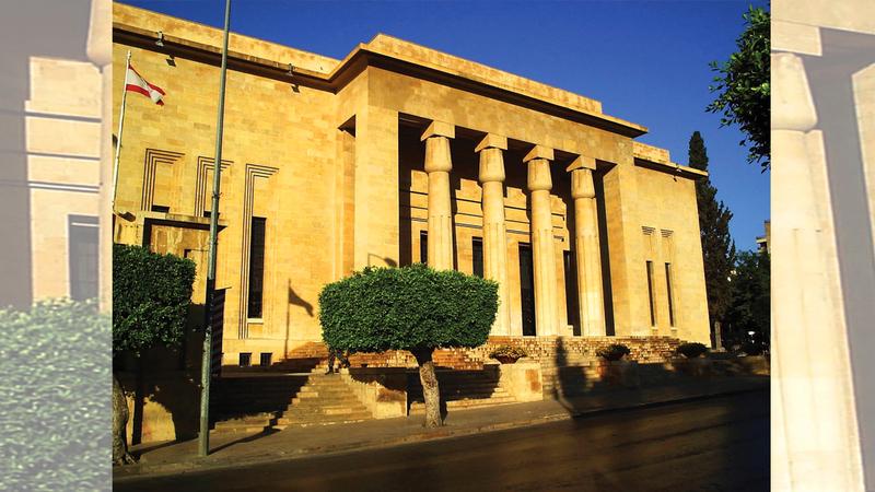 المتحف قائم في نقطة استراتيجية عرفت آنذاك بخط التماس الفاصل بين منطقتين لبنانيتين عرفتا الاشتباكات العنيفة.  من المصدر