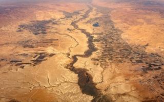 الصورة: شحّ المياه في الأردن يهدّد الزراعة والوصول إلى مياه الشرب