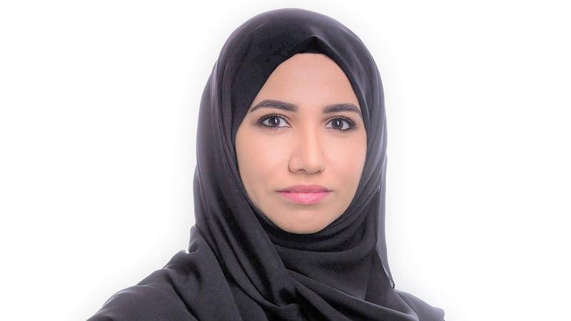مريم الحمادي:  «الهيئة تقدم الرعاية والدعم الاجتماعي لكل فئات المجتمع المعرضة للضرر».