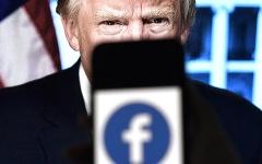 الصورة: ترامب يرسّخ نفوذه على الجمهوريين رغم استمرار إقصائه عن «فيس بوك»