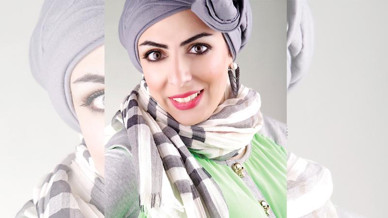 الكاتبة والأكاديمية هبة إسماعيل مندني