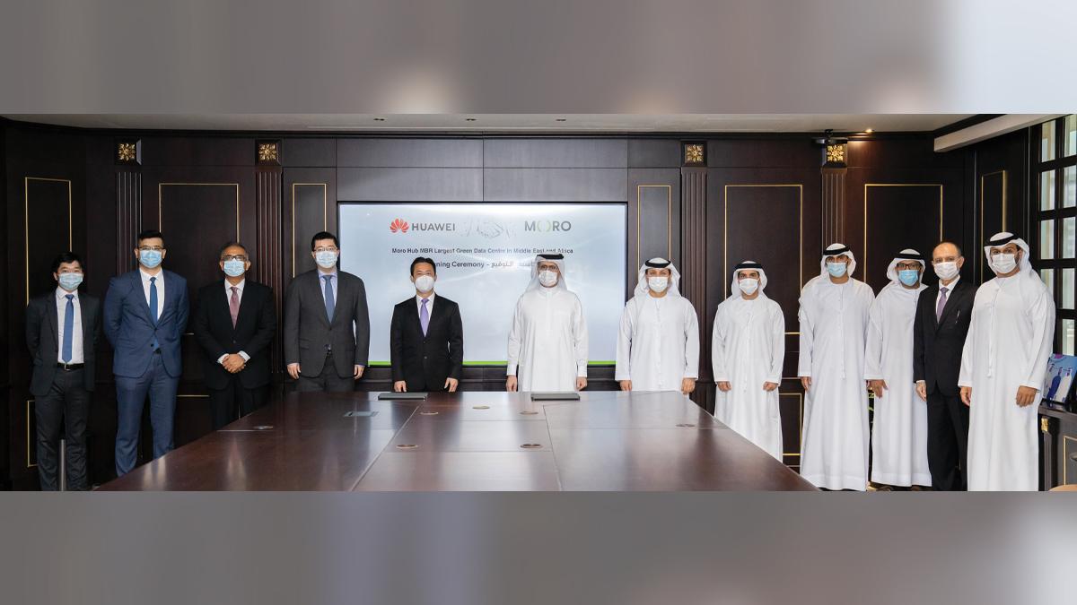 الطاير: مركز البيانات المستدام يسهم في تحقيق مبادرة «دبي »10X . من المصدر