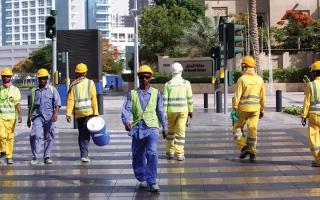 الصورة: مشروع «التميز في رعاية العمال» ينطلق 17 الجاري