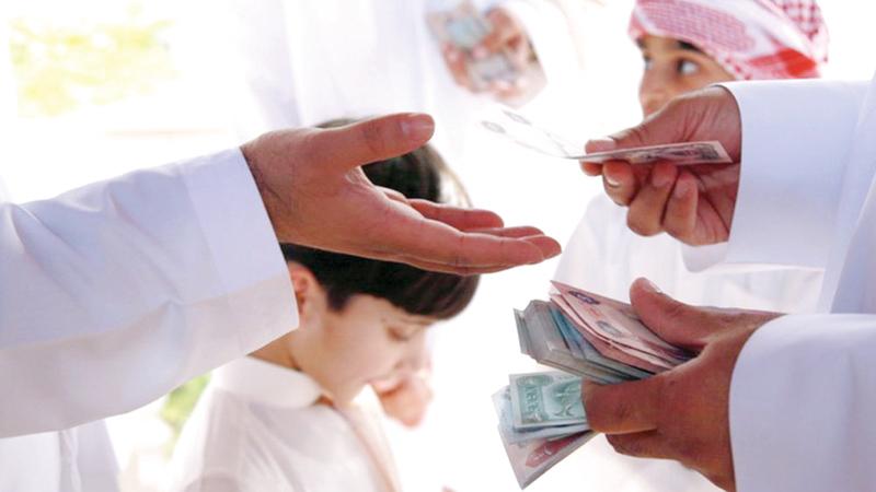 الهيئة دعت إلى استخدام البدائل الإلكترونية للنقود خلال الفترة الحالية.  الإمارات اليوم