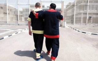 الصورة: «الهلال الأحمر» تسدّد مديونية سجينين بـ 770 ألف درهم
