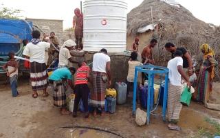 الصورة: 93 صاروخاً أطلقتها الحوثيون منذ يناير الماضي