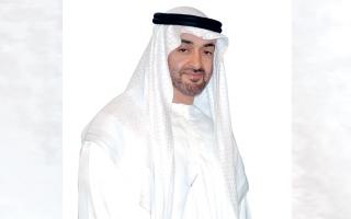 الصورة: محمد بن زايد يصدر قراراً بتشكيل مجلس إدارة جديد لـ «غرفة أبوظبي»