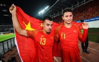 الصين تعلن تجنيد 3 لاعبين برازيليين للتأهل إلى كأس العالم 2022