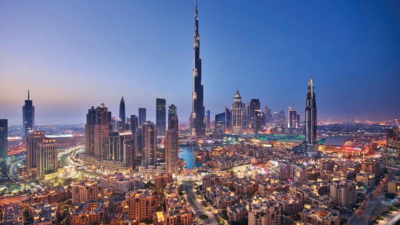 المنصة سجلت نمواً قوياً تأكيداً لمكانة دبي وجهة عالمية للاستثمار.   أرشيفية