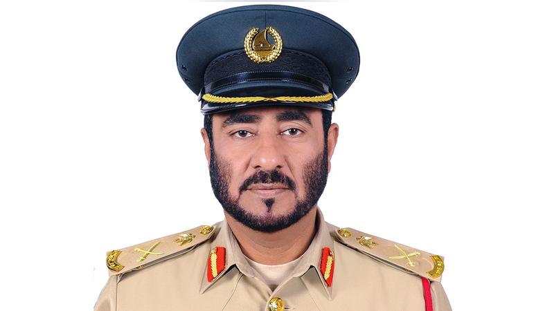 عبدالله الغيثي: «شرطة دبي تركز على توفير أقصى سبل السعادة والأمان لأفراد المجتمع».