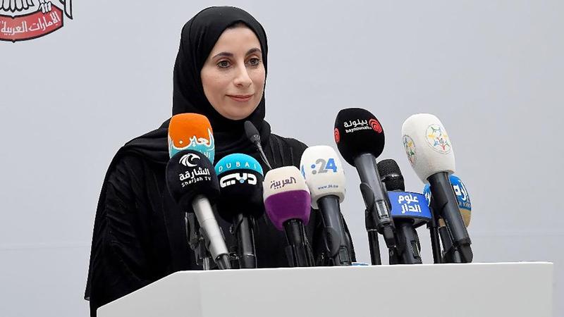 الدكتورة فريدة الحوسني: «في إنجاز يحسب لدولة الإمارات وصل مجموع الجرعات التي تم تقديمها إلى أكثر من 11 مليون جرعة».