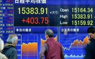 الصورة: قطاع التكنولوجيا ومخاوف الجائحة يهبطان بالأسهم اليابانية