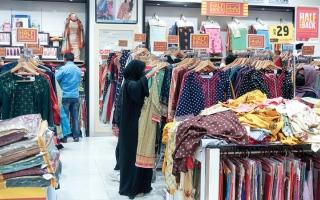 الصورة: «موسم العيد» يرفع الإقبال على مراكز التسوّق في دبي بنسب تصل إلى 60% وأبوظبي إلى 25%