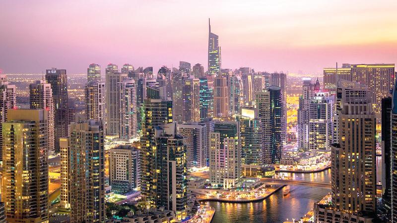 السوق العقارية في دبي أظهرت إشارات واعدة ومؤشرات إيجابية ومبشرة على الانتعاش.   أرشيفية