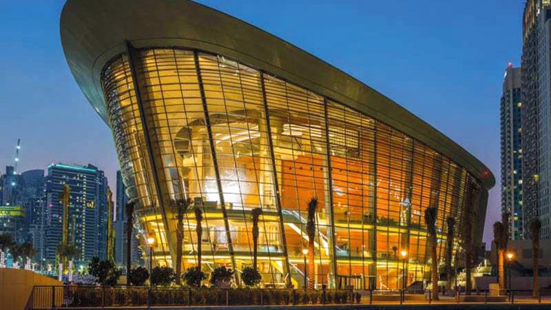 أوبرا دبي تستضيف حفل «حليم».   أرشيفية