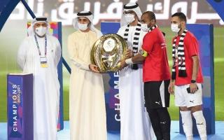 الصورة: دوري الخليج العربي يفتخر بالجزيرة