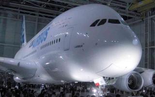 الصورة: إيرباص تستأنف بناء خط تجميع لطائراتها بعد تجميده بسبب كورونا