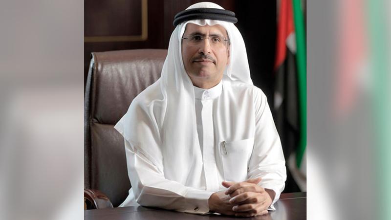 سعيد الطاير: «(الهيئة) تعمل على رصد احتياجات المياه في دبي بشكل دقيق، من خلال تطبيق أفضل الممارسات العالمية».