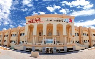 الصورة: محاكم.. «جزائية دبي» ترفع نسبة الفصل في الدعاوى إلى 99% رغم «كورونا»