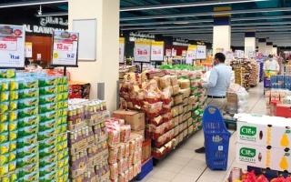الصورة: «غرفة دبي»: الإمارة لم تواجه أي نقص في المواد الغذائية خلال الجائحة