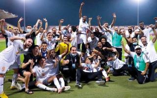 الصورة: مدرب عجمان: «البقاء» تعويض عن ظلم تأجيل مباراة الفجيرة والوحدة